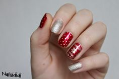 Nailstorming // WE WISH YOU A MERRY CHRISTMAS !