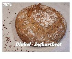 Rezept: BiNe` S DINKEL - JOGHURTBROT Bild Nr. 3828