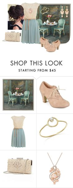 """Untitled #480"" by armsdani ❤ liked on Polyvore featuring Green Leaf Art, Journee Collection, Miss Selfridge, ZoÃ« Chicco, Gunne Sax By Jessica McClintock, LE VIAN and Charlotte Russe"