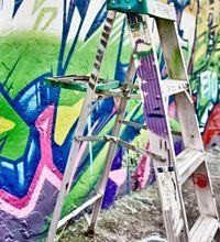 Street Art seen in Las Vegas. Sharyl Zeno, Your Take