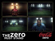 Passend zum heutigen Abend: The Zero must stand
