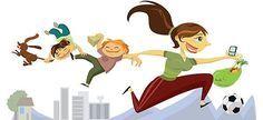 «Γρήγορα, έχουμε αργήσει!»: Πώς να φεύγετε έγκαιρα από το σπίτι αν έχετε παιδιά