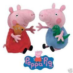 Ty Peluche - Peppa Pig e George Pig Peppa Pig Serie 15cm de Ty, http://www.amazon.es/dp/B005EOS5MM/ref=cm_sw_r_pi_dp_H2M5rb17Q25VE