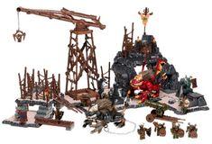 Amazon.com: Mega Bloks Dragons Vorgan Stronghold: Toys & Games
