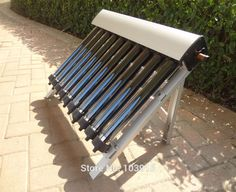 Cheap heat pipe vacuum tube, Buy Quality solar collector directly from China set of Suppliers: 1 set of Solar Collector of Solar Hot Water Heater, 10 Evacuated Tubes, Heat Pipe Vacuum Tubes, new Solar Energy Panels, Best Solar Panels, Solar Energy System, Water Heating Systems, Heat Pipe, Solar Collector, Solar Roof Tiles, Solar Projects, Passive Solar