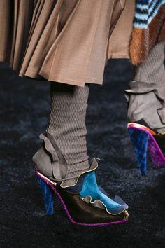 Fendi | London Fashion Week | Fall 2016