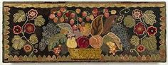 Measures 26 x 68. Early part of 20th century.