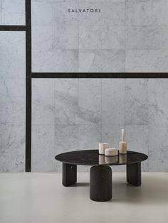 Taula coffee table | Salvatori Living Furniture, Optical Illusions, Home Collections, Modern Design, Dining Table, Coffee, Lounge Furniture, Kaffee, Contemporary Design