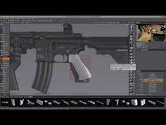3D Coat Voxel Modeling: Creating Bevels Pt.2 - YouTube 3d Coat, Hard Surface Modeling, Zbrush, Sculpting, Concept Art, Digital, Tutorials, Models, Youtube