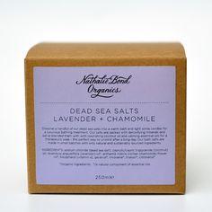 Nathalie Bond Organics   Sal de Baño Mar Muerto - Dead Sea Bath Salts   Tienda Online de Cosmética Natural