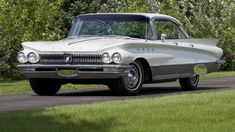 1960 Buick Electra 225 Hardtop presented as Lot at Indianapolis, IN Electra 225, Buick Electra, 1960s Cars, Retro Cars, Amc Javelin, Classic Hot Rod, American Classic Cars, Chevrolet Impala, Corvette