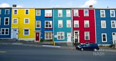 st. john's jely bean house painting - Google Search