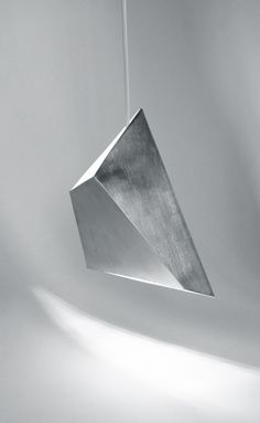 Björn Andersson | Cutting Corners suspension/table lamp