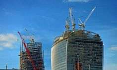 London, England:    Rogers Stirk Harbour & Partners' Leadenhall Building topped out this week, making it the tallest tower the City of London financial district. The distinctive 'cheesegrater' tapered profile is designed to protect the sight line of St Paul's Cathedral. Work on the building is due to complete in 2014.
