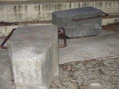 Piedras que se usan en el #ArrastredePiedras con bueyes