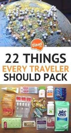 Here are items we never leave home without! This packing list of travel essentials includes items we recommend always having in your carry-on! packing Travel Essentials: 22 Things Every Traveler Should Pack Travelling Tips, Packing Tips For Travel, Travel Hacks, Travel Ideas, Packing Ideas, International Travel Packing List, Carry On Packing, Suitcase Packing Tips, Travel Packing Light