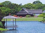 Korakuen is a landscape garden