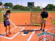 Mike Candrea:  USA Softball - Hitting Drills