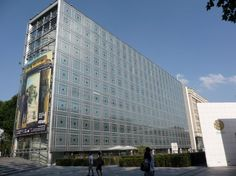 jean nouvel / institut du monde arabe, Paris