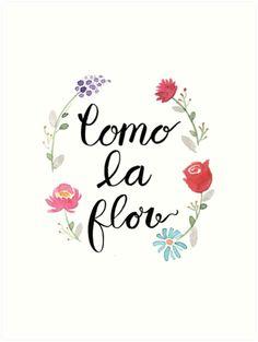 Como La Flor Selena Quintanilla by SprinklyThings