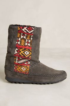 Howsty Moukesh Boots - anthropologie.com