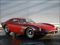 Lamborghini Monza 400 GT (1966) Not so much pretty as functional.