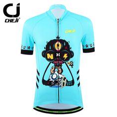Kid ciclismo jerseys azul claro reflectante bicicleta camisas jerseys de la bici de montaña desgaste superior niños clothing chaqueta bolsillos