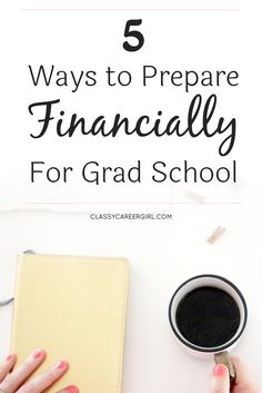 Graduate school costs a lot of money – just one year can range from $25,000 to more than $75,000 for tuition and living expenses! It's completely understandable then that advice and tips on paying for graduate school always focuses on how to obtain the most financial aid possible. [click to read more]