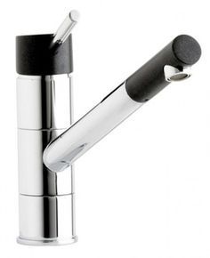 Astracast Ariel Colour Match Monobloc Volcano Black/Chrome part of the Astracast Kitchen Tap Range From CHS Supplies.    A more compact single lever design, the Astracast Ariel Colour Match Monobloc Volcano Black/Chrome is a beautifully balanced design with long elegant spout and handle. Its Astracast Ariel Colour Match Monobloc Volcano Black/Chrome perfect height makes it ideal for use under cabinets and where access is required behind the kitchen tap.