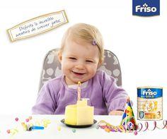 ¡Hoy comienza una etapa crucial del desarrollo de tu hijo junto con Friso!