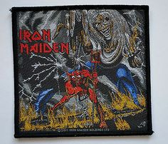 Iron Maiden The Number of the Beast Patch http://www.ebay.co.uk/itm/Iron-Maiden-Number-Beast-Patch-heavy-metal-rock-leather-denim-jacket-/271326636751?pt=UK_Women_s_Vintage_Clothing&hash=item3f2c53eacf