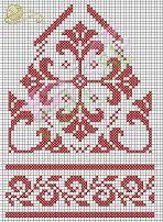Knitting Machine Patterns, Knitting Charts, Hand Knitting, Cross Stitch Designs, Cross Stitch Patterns, Dragon Cross Stitch, Fair Isle Pattern, Fair Isles, Fair Isle Knitting