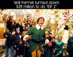 Fun Facts You Probably Never Knew About Elf - 10 Pics