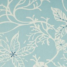 Clarke Clarke Coral in Cloud Fabric width 137 cms Composition 100 cotton Width 137 cms 53 9 Pattern Repeat Vertical 64 cms 25 1 Horizontal 68 0 cms Coral Curtains, Coral Fabric, Cotton Fabric, Curtain Fabric, Fabric Decor, Fabric Crafts, Grey Roman Blinds, Cloud Fabric, Clarke And Clarke Fabric