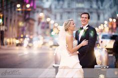 Copyright www.sarahdicicco.com Monique Lhuillier Gown & Union League Wedding in Philadelphia