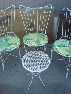 Wonderful VINTAGE PATIO FURNITURE | Vintage Patio Furniture Lawn Outdoor Set By  Vwcruza On Etsy