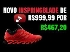 Tenis Adidas SpringBlade Original - Como Importar 3x + Barato