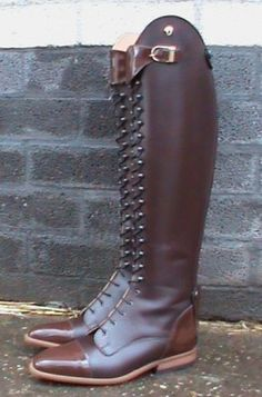 Nice Derby riding boots