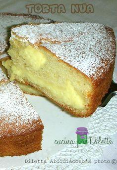 Torta Nua, ricetta, cucina preDiletta