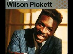 Wilson Picket I'm Sorry About That - YouTube