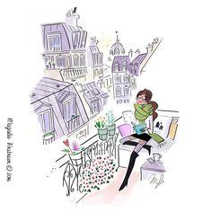Book de l'illustratrice Magalie Foutrier Portfolio :
