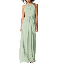 1bc40e24a1 After Six Style 6613. Neutral Bridesmaid DressesYellow ...