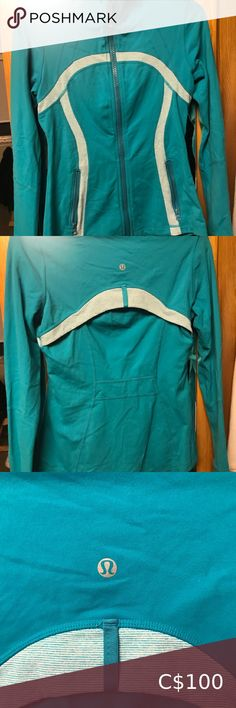 Shop Women's lululemon athletica Blue White size S Jackets & Coats at a discounted price at Poshmark. Lululemon Athletica, Nike Jacket, Jackets For Women, Blue And White, Product Description, Best Deals, Coat, Things To Sell, Style