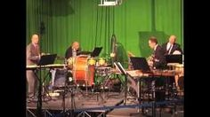 Rock+Drum Roll Parts 1&2 on YouTube featuring the Mixed Metals percussion ensemble