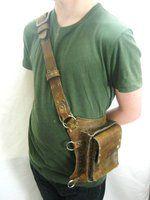 Waist / Side Bag. by OfTheGodsBlood