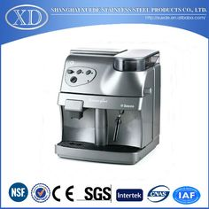 1. Completely automatic espresso   2. Pre-Infusion system   3. Professional quality grinder   4. Adjustable coffee dosing