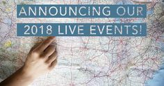 You can register for Living Proof Live with Beth Moore, Priscilla Shirer Live, The Word Alive with Lysa TerKeurst & ABUNDANCE events in 2018! To celebrate, LifeWay Women is giving five readers the chance to win two front-row seats at a 2018 event!