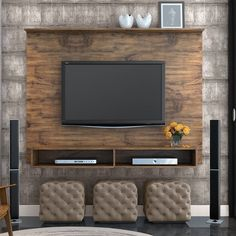 Painel super decorativo, coringa na decoração e compacto podendo ser utilizado em diversos ambientes