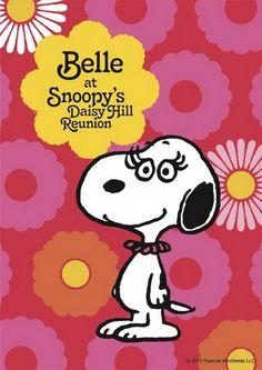 Peanuts☆ Woodstock☆  Snoopy♡FAMILY TREE♡ Magnet