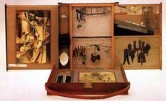 Marcel Duchamp Boite-en-valise